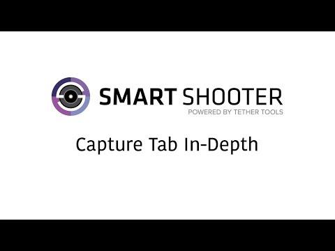 Smart Shooter 4 In-Depth Capture Tab
