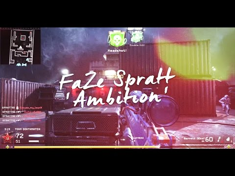 FaZe Spratt - 'Ambition'
