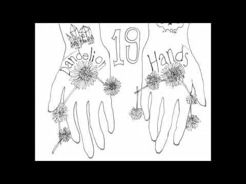 dandelion hands - my incredibly nerdy cute little lady