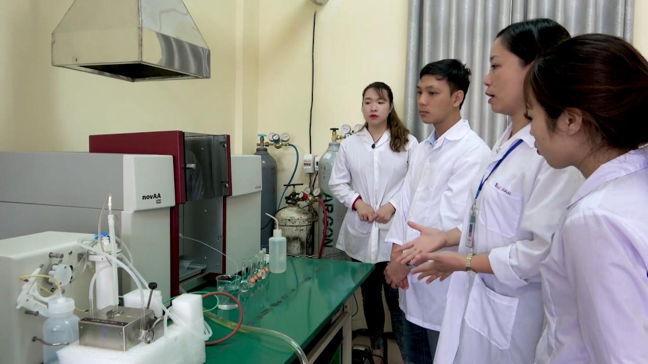 Hướng dẫn phân tích mẫu trên máy Phổ hấp thụ nguyên tử (AAS) - Khoa Phân tích ĐHCNVT - AnaChem TV