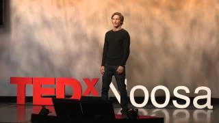Fear is your best friend | John Cantor | TEDxNoosa