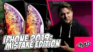 Apple is about to make a HUGE mistake in 2019...
