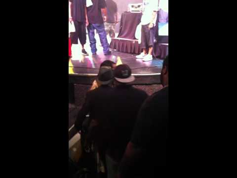 Katt Williams fight at Young Jeezy Concert Phoenix Az Aug 25, 2011