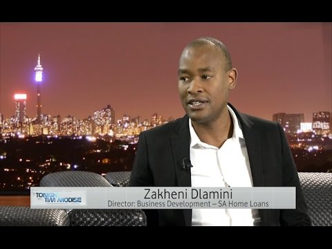 SA Home Loans' Zakheni Dlamini – Helping buy your first home!