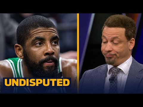 Chris Broussard's 3 reasons the Celtics should be concerned about Kyrie Irving | NBA | UNDISPUTED