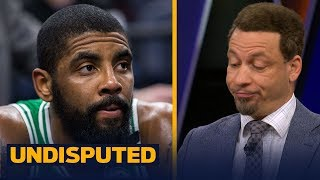 Chris Broussard's 3 reasons the Celtics should be concerned about Kyrie Irving | NBA | UNDISPUTED thumbnail
