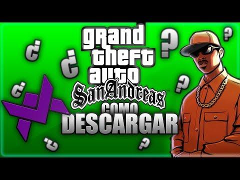 COMO DESCARGAR GTA SAN ANDREAS