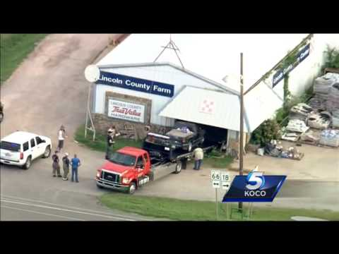 Video: Truck crashes into business in Chandler