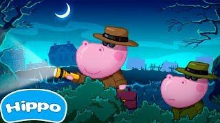 Гиппо 🌼 Детские игры 🌼  Супер Шпионы 🌼 Мультик игра для детей (Hippo)