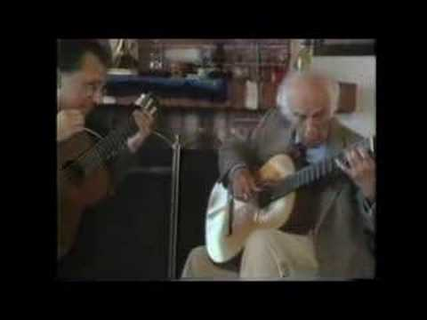 2. Celedonio and Pepe Romero live on the Acoustic Experience