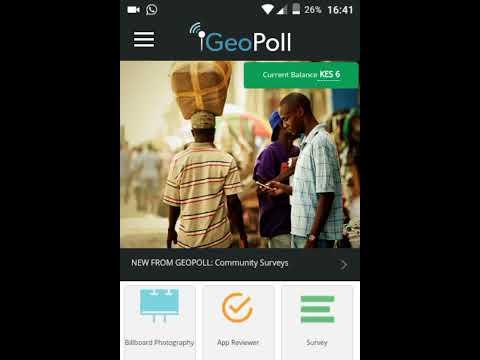 Online survey jobs in kenya paid via mpesa
