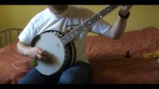 Stagg BJM30 DL five string banjo (on ebay soon)