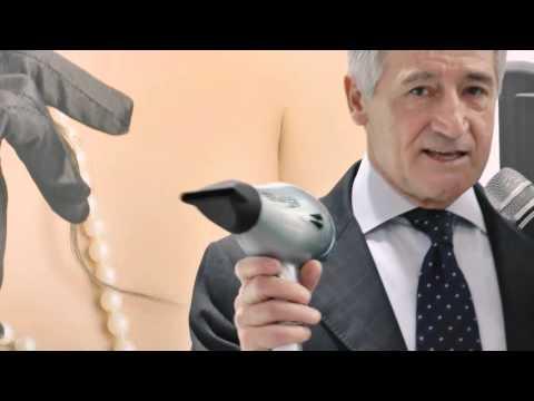 PARLUX PHON PROFESSIONAL ADVANCE LIGHT IONIC /& CERAMIC GHIACCIO
