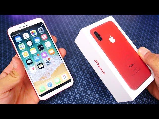 iPhone 8 Clone Unboxing!