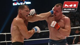 Vyacheslav Vasilevsky vs Alexander Shlemenko 2, M-1 Challenge 68, June 16, Saint Petersburg(The fight in a middleweight division between Vyacheslav Vasilevsky and Alexander Shlemenko. Представляем Вашему вниманию главный бой M-1 Grand ..., 2016-06-16T21:59:12.000Z)