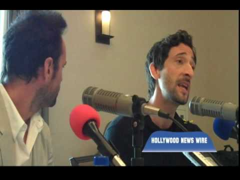 Adrian Brody talks playing action hero in Predators