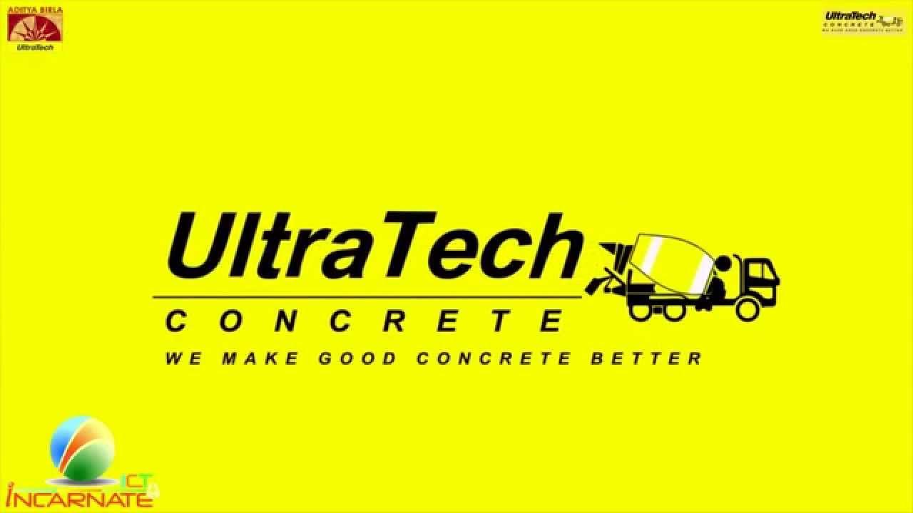 Ultratech Cement Logo : Ultratech logo animation youtube
