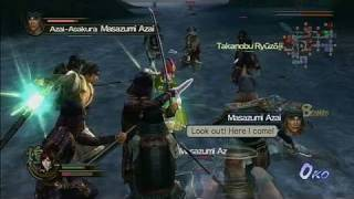Samurai Warriors 2 Xbox 360 Gameplay - Gracia (HD)