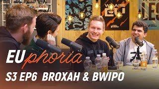 Fnatic w/ Broxah & Bwipo | EUphoria Season 3 Episode 6