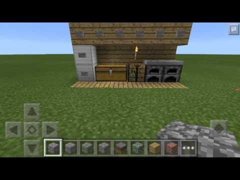 My Top 5 Good Minecraft Kitchen ideas - YouTube