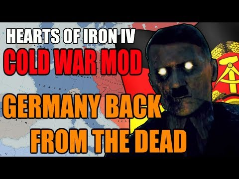 Hearts Of Iron 4: GERMANY IS BACK - COLD WAR MOD