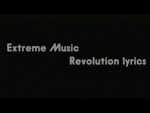 Extreme Music-Revolution lyrics