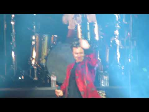 Harry Styles Live on Tour: Kiwi Radio City 9/28/2017