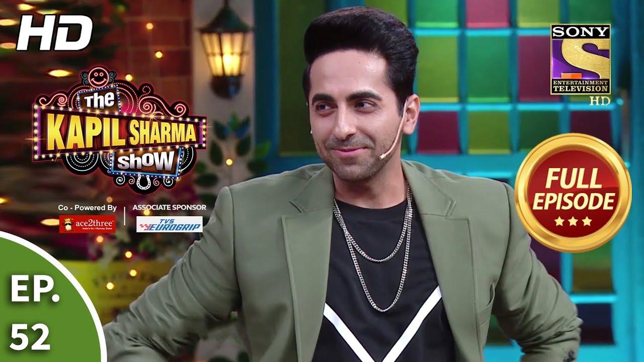 Download The Kapil Sharma Show Season 2-दी कपिल शर्मा शो सीज़न 2-Ep 52-Cast Of Article 15-29th June, 2019