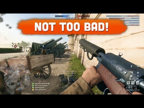 NOT TOO BAD! - Battlefield 1 | Road to Max Rank #110