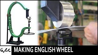 Make it extreme's english wheel