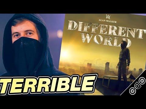 Different World: El Terrible Álbum de Alan Walker