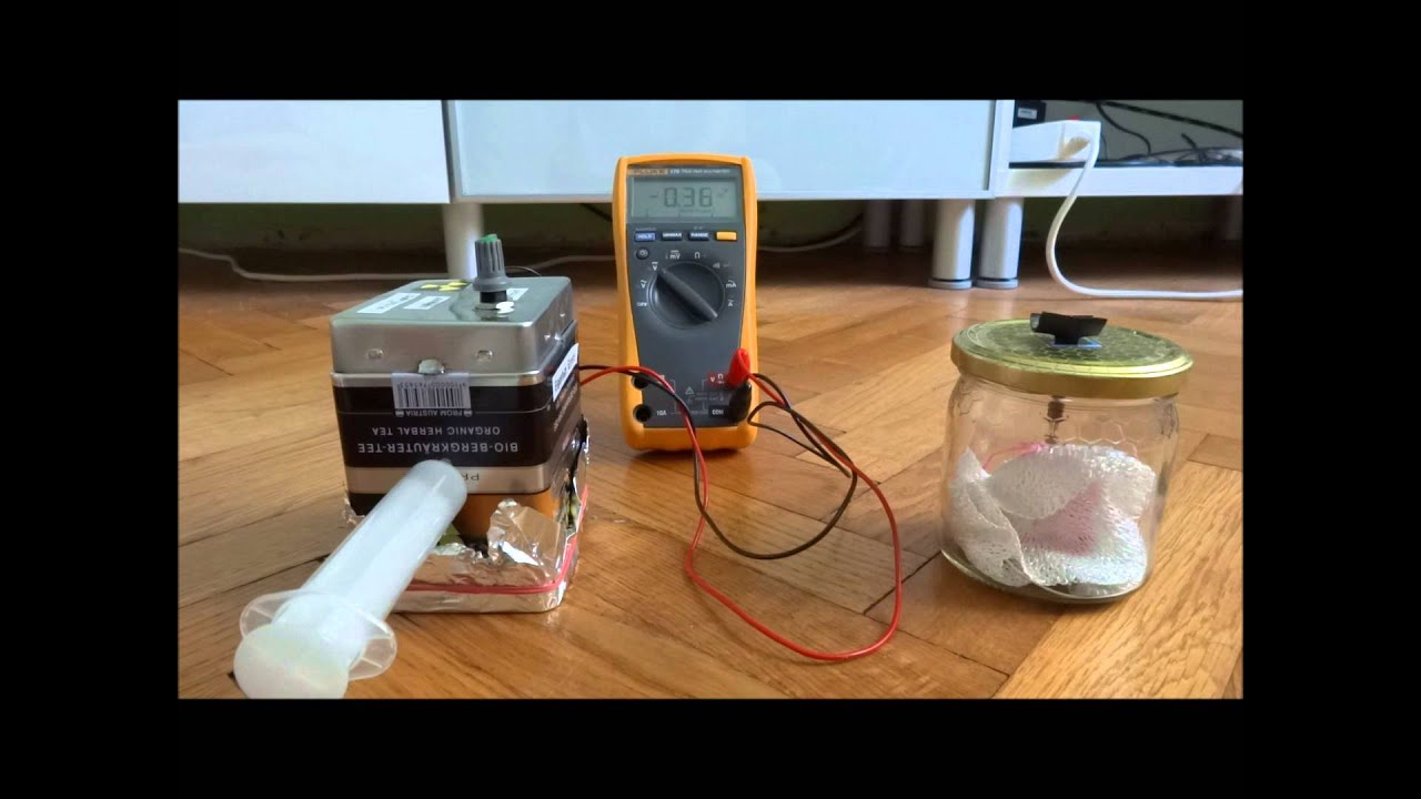 Determining The Half Life Of Radon 220 Using A Homemade