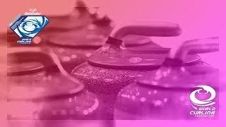 China v Canada - Women semi-final - World Junior Curling Championships 2018
