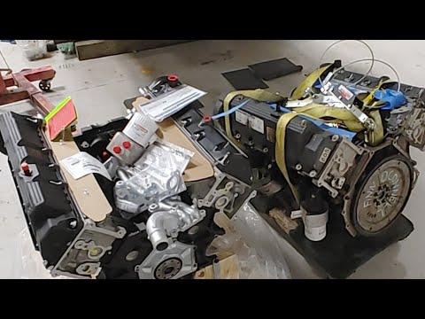 MAXWRISTGOLD ENGINE INSTALL PART 2