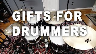10 Foolproof Gifts For Drummers