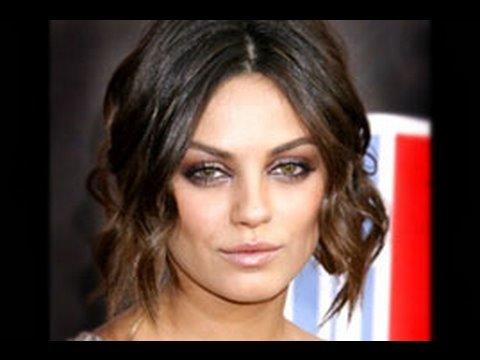 Celebrity Look: Mila Kunis {Makeup Geek} thumbnail