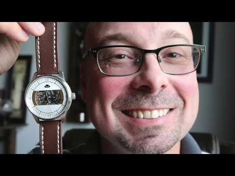 Local pharmacist turns passion for watches and history into business