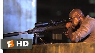 Elephant White - The Sniper Scene (4/10) | Movieclips