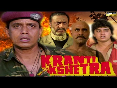 Kranti Kshetra | Mithun Chakraborty, Pooja Bhatt, Harish Kumar & Shakti Kapoor | Full HD Movie