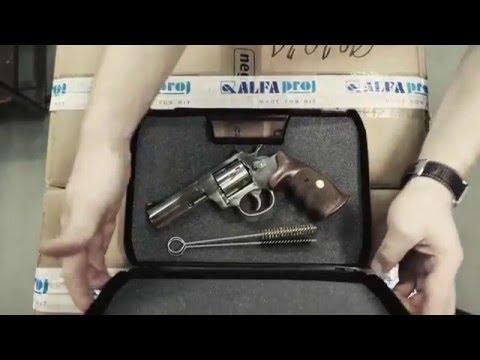 Alfa-Proj Revolvers & Rifles – Factory Tour Brno, CZ