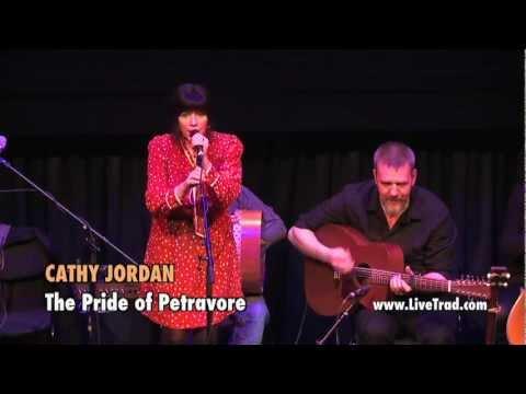 Cathy Jordan - Clip 6: The Pride of Petravore: Traditional Irish Music from LiveTrad