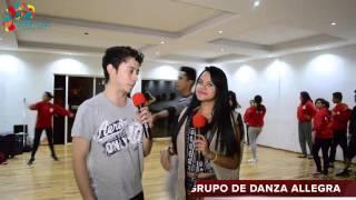 Entrevista con el Grupo de danza Allegra