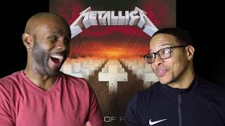 Metallica- Master Of Puppets (REACTION!!!)