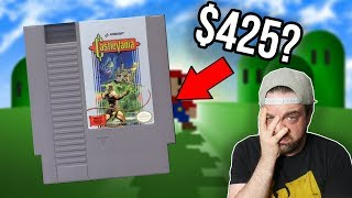 19 Crazy Rare Video Games Worth A Fortune REACTION | RGT 85