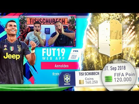 FIFA 19: PACK OPENING ESKALATION + WEB APP !!!