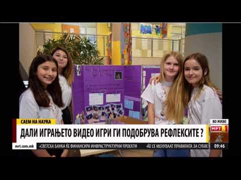 Middle School Science Fair 2019 On MTV 1