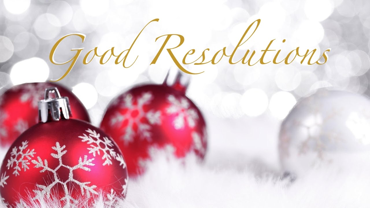 How to talk about your New Year\'s resolutions - YouTube