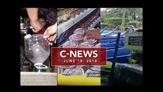 UNTV: C-News (June 19, 2019)
