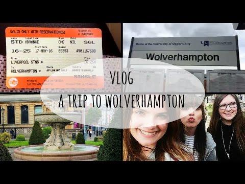 Vlog │A Trip to Wolverhampton │Meg And Liv