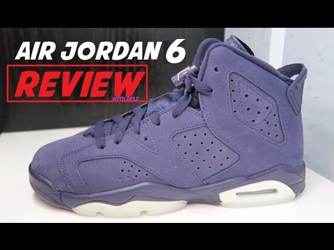 f0e4d05ac6196b sweden air jordan 6 retro purple dynasty sneaker review with delz 6e978  a6a3b